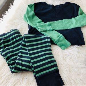 Hanna Andersson Pajamas - Lot of 3 boys pajamas